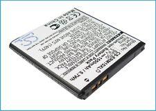 3.7V battery for Sony-Ericsson SO-05D, k Xperia Neo V, Tapioca SS, MK16i, Halon,