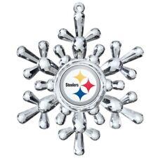 Boelter Brands NCAA Unisex NCAA Traditional Snowflake Ornament