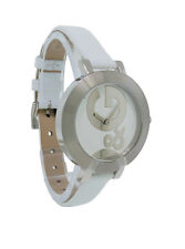 Dolce & Gabbana Time DW0519 Women's Stainless Steel White Leather Analog Watch