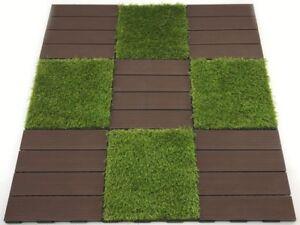 Floor Tiles Wpc Decking Patio Garden