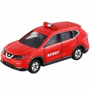 Takara-Tomy-Tomica-001-No-1-Nissan-X-Trail-Fire-Chief-Car