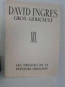 David Ingres Ingrosso Géricault XIX Eme Siecle P.Courthion A. Skira A Geneve