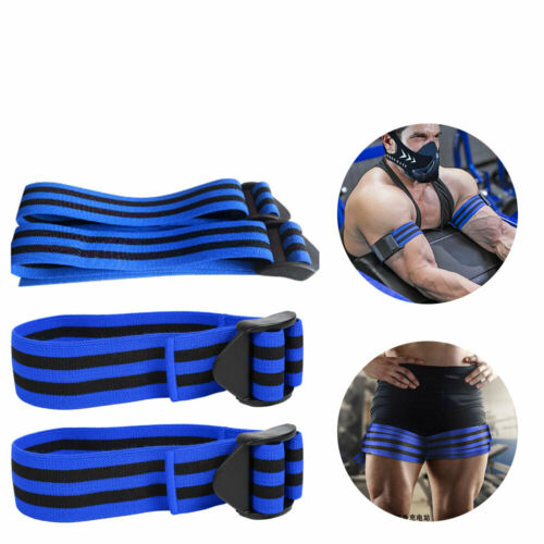 Blood Flow Restriction Band 4Pk Bfr Occlusion Training Bandage For Arms And Legs