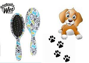 PET BRUSH by Wet brush, Small Dog Breed Detangler - NEW