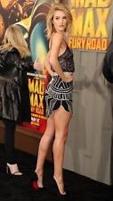 Rosie Huntington Whiteley Hot Glossy Photo No4