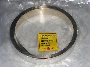 LAMINE-XUPER-1800-0-2X20-BOBINE-505GR-ESC-CODE-651474-CASTOLIN-XUPER1800