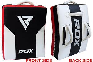 RDX Schlagpolster KickBoxen MMA Kampfsport Schlagkissen Thai Pads Trittkissen AT