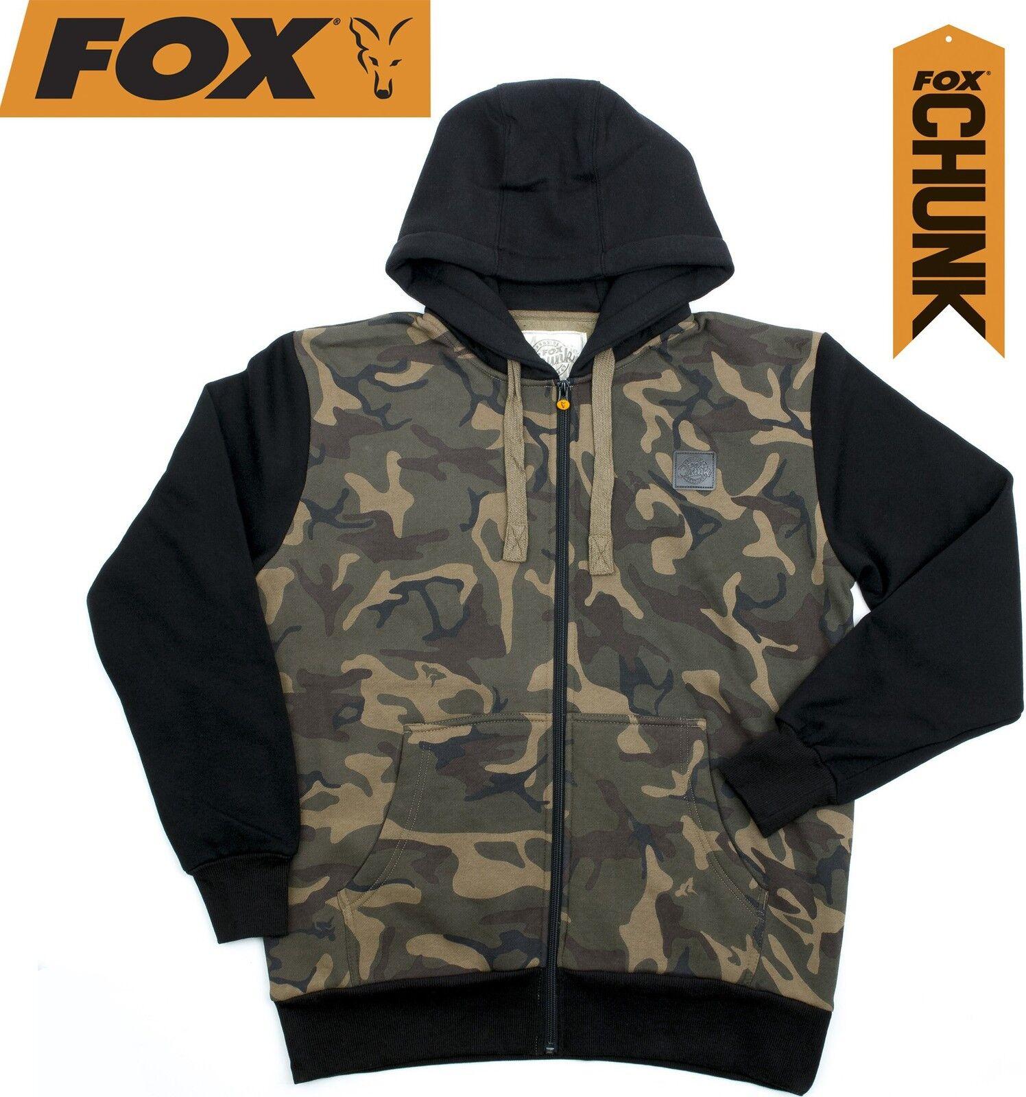 Fox Chunk Camo Body Hoody Pullover, Angelbekleidung für für für Karpfenangler 043c54