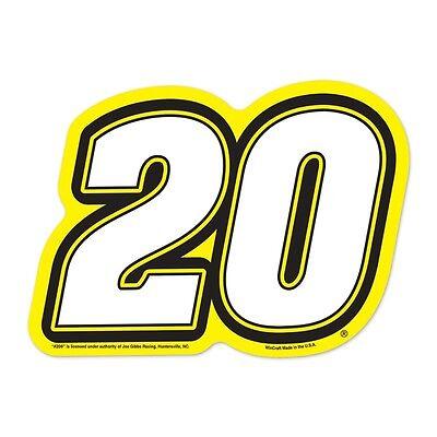 Matt Kenseth 2014 Wincraft #20 Home Depot 5x6 Ultra Decal FREE SHIP!