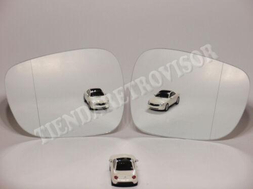 BMW X3 F25 2010 CRISTAL RETROVISOR LATERAL ASFERICO MIROIR GLACE ESPELHO