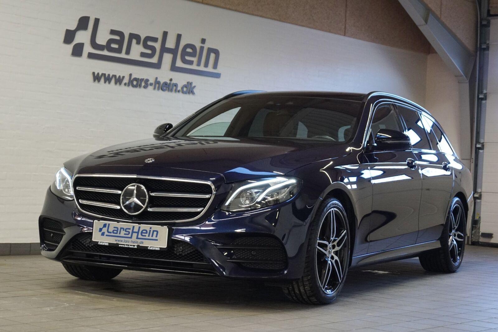 Mercedes E220 d 2,0 AMG Line stc. aut. 5d - 3.191 kr.