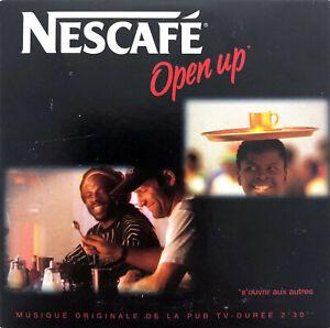Jodie-Pijper-CD-Single-3-034-Nescafe-Open-Up-Promo-France-VG-EX