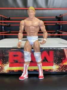 VERY-RARE-WWE-PAUL-ORNDORFF-MATTEL-BASIC-SERIES-58-WRESTLING-ACTION-FIGURE