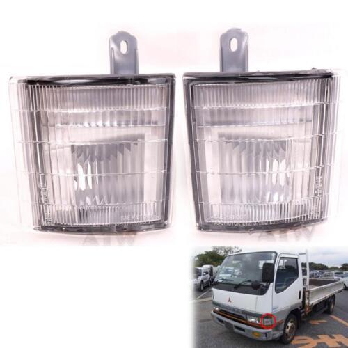 Corner Lamp Light Indicator For 94+LH RH Mitsubishi Canter Fb4 Fe4 Truck Fb501B1