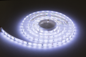 Details About 24v 4 8w Led Tape Flex Strip Lighting 6500k Daylight Ip68 Weatherproof 5 Metres