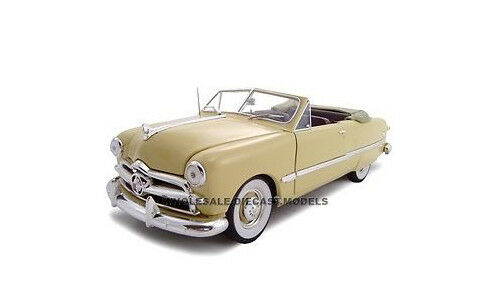 per poco costoso 1949 1949 1949 FORD CONverdeIBLE gituttio 1 24 DIECAST modello auto BY UNIQUE REPLICAS 18583  risparmia il 60% di sconto e la spedizione veloce in tutto il mondo