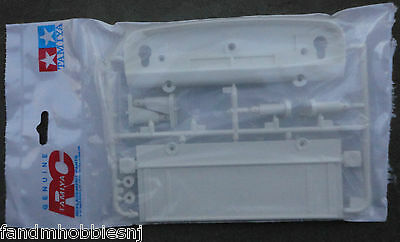 New Tamiya E Body Part & Mount Tree White & Paintable Midnight Pumpkin RC Truck