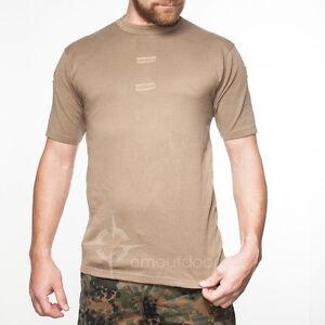 2er 3er Pack Original Bundeswehr T-shirts Tropen Bw T-shirt Khaki Unterhemd Bekleidung