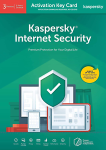 Kaspersky Internet Security 2020 (2021 Ready) | 3 Devices ...