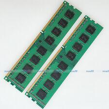 8GB 2x4GB PC3-10600 DDR3 1333 Mhz 240Pin Ram For AMD Desktop DIMM Speicher NEU