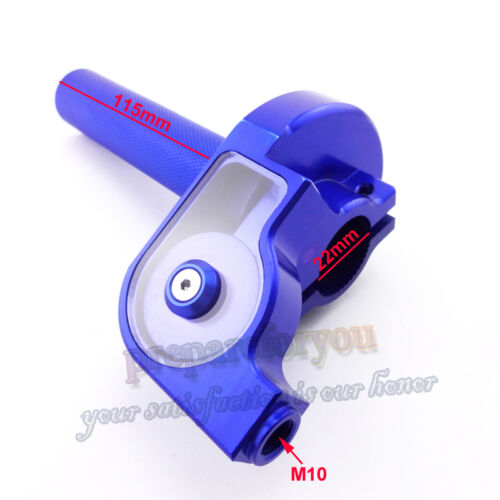 1//4 Turn Twist Throttle Cable For Honda CRF 50 70 80 CRF100 CRF150 Pit Dirt Bike