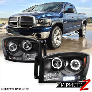 Image Is Loading 06 08 Dodge Ram 1500 2500 3500 Black