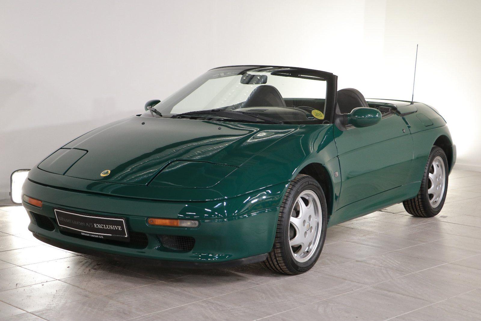 Lotus Elan 1,6 Turbo SE 2d