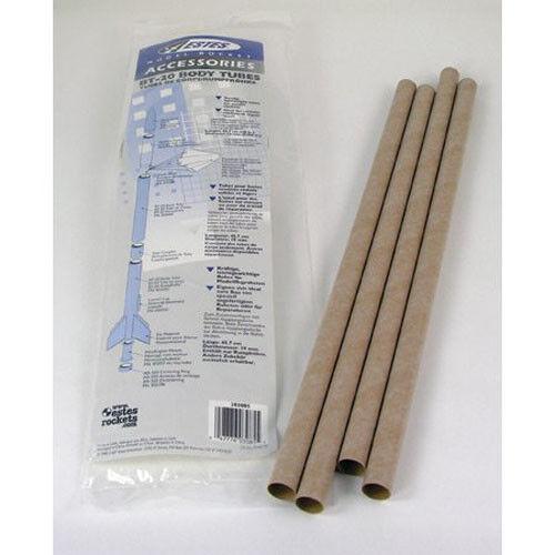 Model Rocket Parts BT-20 Body Tubes *Estes #303085* New 3085