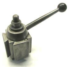 Aloris Cxa Series Quick Change Lathe Tool Post 13 To 18 Swing
