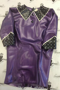138 Rrp Rubber Haut 8 86 Twisted Secondes Uk Violet ps Latex R1752 noir pPwvqxAw