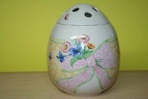 Villeroy /& Boch Spring Decoration Spring Decoration Ei-Vase Schmetterling 21cm