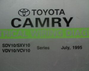 image is loading 1995-toyota-camry-electrical-wiring-diagrams -workshop-manual
