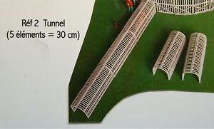 002 - Minicirque Tunnel Des Fauves Pour Cirque Échelle 1/50