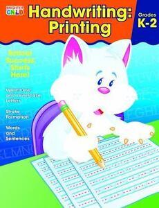 Handwriting-Printing-Workbook-Preschool-Education-Kids-Book-Writing-Practice