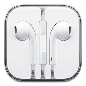 ear Apple Solo Apple Genuine Cuffie MD827 bianco in Per Rwq8AIH