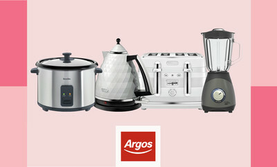 Save up to 1/3 on Kitchen Electricals