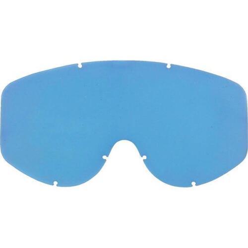 Scott USA MX HUSTLE//TYRANT Series Single Lens Replacement BLUE 219706