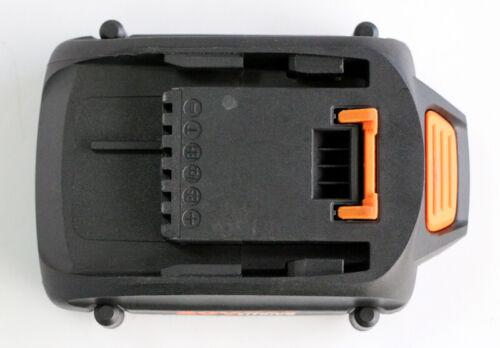 2.0Ah 20V Max Lithium Battery For Worx WA3520 WA3525 WA3512 WG540 WG151s WG155s