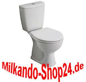 design wc toilette stand komplett set sp lkasten keramik inkl sitz senkrecht ebay. Black Bedroom Furniture Sets. Home Design Ideas