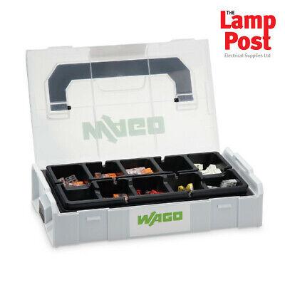 WAGO 221 SERIES COMPACT LEVER CONNECTOR SET L-BOXX MINI 887-959 AUTHORISED