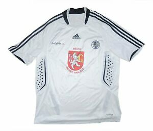 Jindřichův hradec kralove 2009-10 Player Issue Authentic Home Camicia L soccer jersey