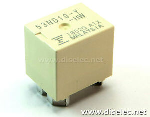 53ND10-Y-HW-FBR53ND10-Y-HW-Reles-universales-AUTO-Fujitsu