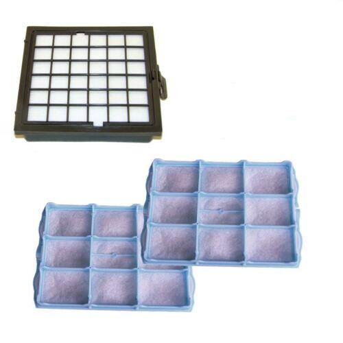 1 Hepa-Filter//Hygienefilter 2 Motorfilter//Luftfilter Bosch ProPower