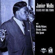 Junior Wells, Blues Hit Big Town, Excellent