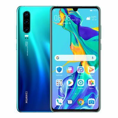 "Huawei P30 128GB + 6 GB Dual Sim ELE-L29 GSM 6.1""  40MP (FACTORY UNLOCKED)"