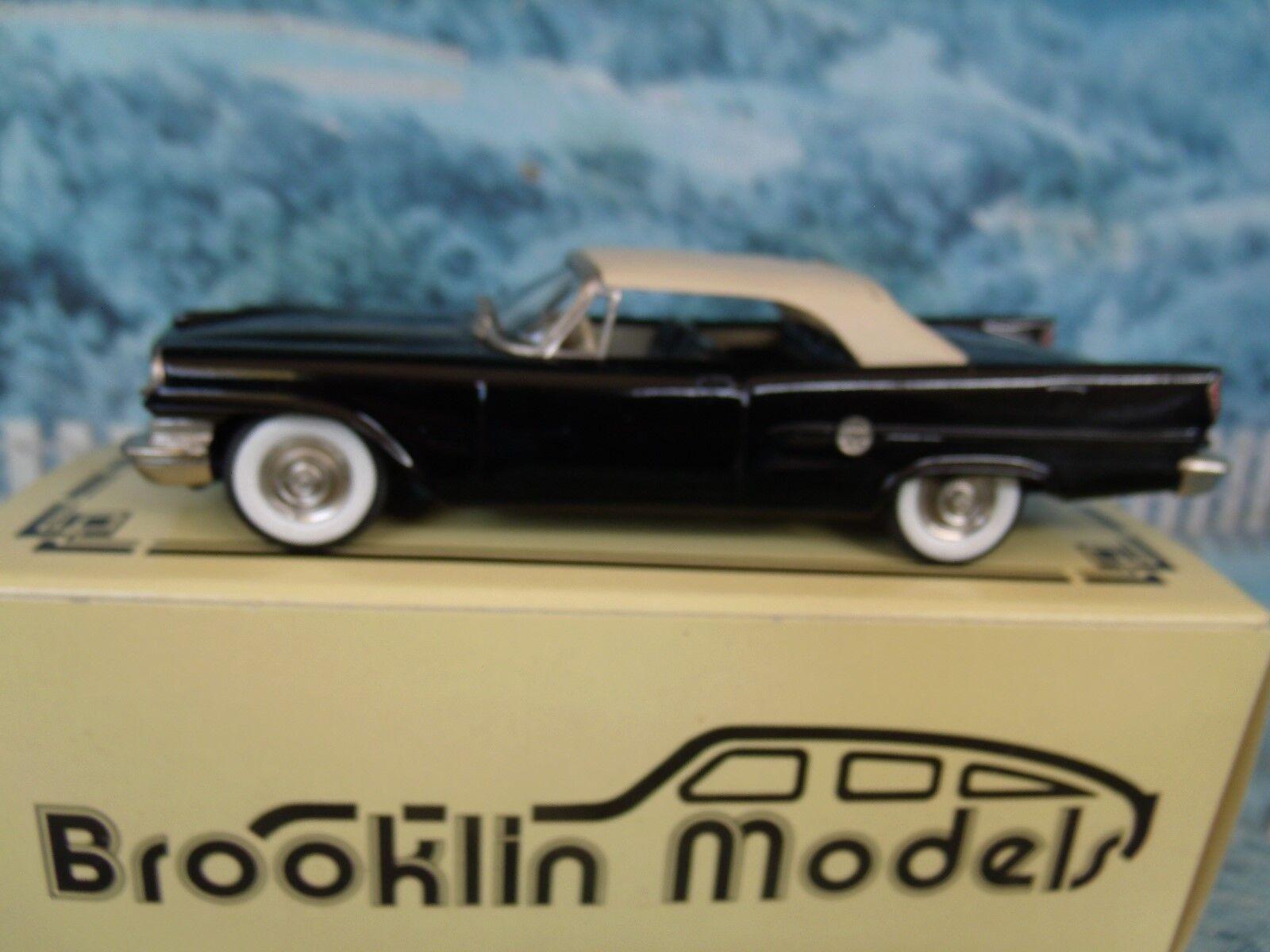 1  43 Brooklin models  BRK.41x 1959 Chrysler 300E  boutique en ligne