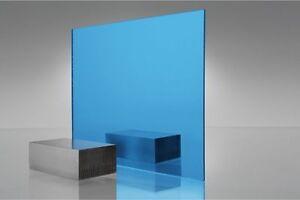 "Dark Green Mirror Acrylic Plexiglass Sheet 1//8/"" x 12/"" x 24/"""