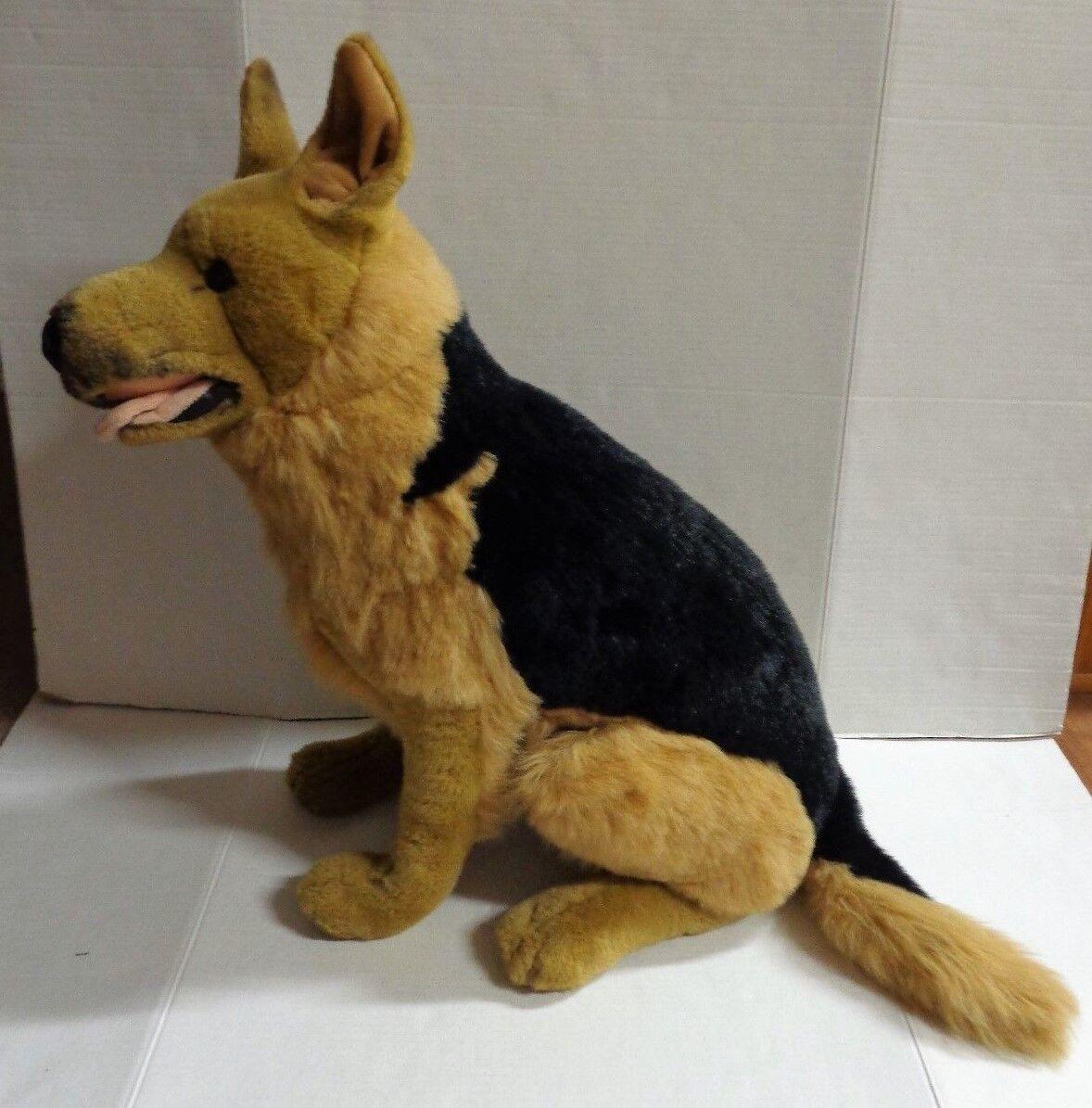 E&J Classic German Shepherd Dog Large Plush 22