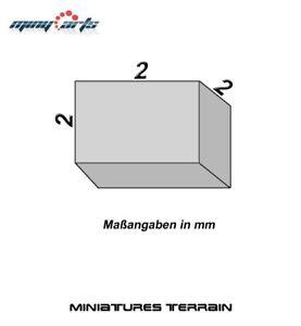 10-Magnete-Neodimio-Piazza-2-x-2-X-2-MM-Super-per-Modellismo-Mini-Permanentmag