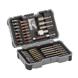 Bosch-X-PRO-Set-Bit-Avvitamento-con-supportiportainserti-universale-magnetico